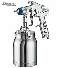 STAR S770 SUCTION SPRAY GUN - FOR GENERAL SPRAY PAINTING