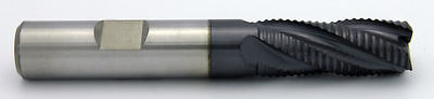 12 4 Flute 12 Loc Cobalt Altin Fine Pitch Roughing End Mill Melin Usa 56454