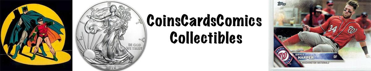 CoinsCardsComics Collectibles