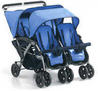 Foundation Quad Stroller
