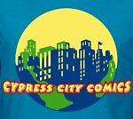 CypressCityComics