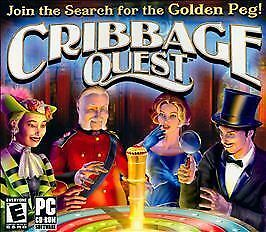 Cribbage-Quest-Brand-New-For-PC