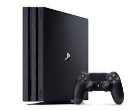 PlayStation 4 500GB with games. PS4 fifa 18