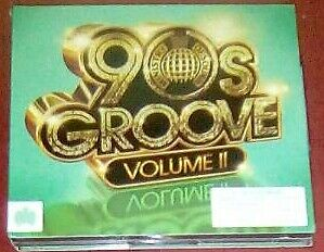 90'S GROOVE 2, CD ALBUM..