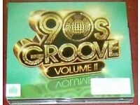 90'S GROOVE 2, CD ALBUM..