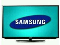"""Samsung 40"""" LED tv built in HD freeview USB media player full hd 1080p."""