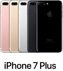 Looking for iPhone 7plus mate or jet black 128 g