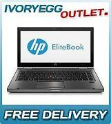 HP Workstation Laptop
