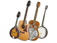 Guitarist , mandolin , banjo , accordion etc wanted