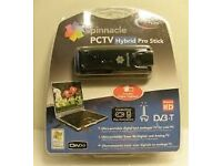 BRAND NEW & BOXED PINNACLE PCTV HYBRID PRO STICK 330E