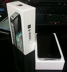 iPhone 4S Black and White Brand New Telus, Koodo, Public Mobile   CALL   647-875-7109