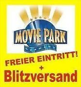 Movie Park Tickets