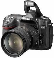 Nikon D90 Bundle - WOW!  Body + Zoom Lens