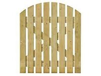 GRANGE TIMBER DOME PATH GATE (H)0.9M (W)0.9M