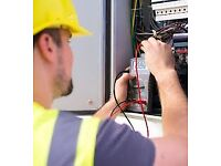 Time served approved electrician, no job too small, competitive rates, free estimates