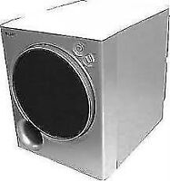 SONY POWERED SUBWOOFER MODEL SASP87  sub cable supplied  sounds