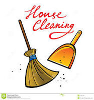 Professional House Cleaning Starting at $40.00 Per Home!!!