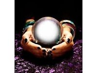 Psychic/Crystal ball reading (want to know your future) tarot, spells and much more