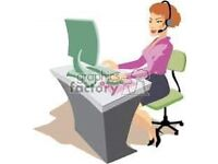 Secretary Typist Audio Transcriber/Advertiser/Invigilator/Mystery Shopper - Freelance/Work From Home