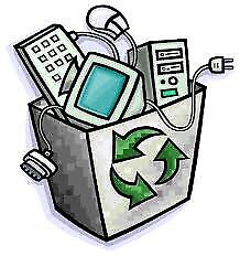Free E-Cycling in Edgemont