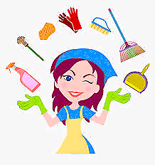 Cleaning service by Anna