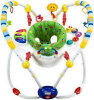 Baby Einstein exersaucer/ jumper