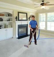 Low cost carpet cleaning service