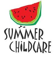 Casual Summer Child Care New Maryland