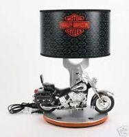 Harley Davidson Soft tail Table Lamp