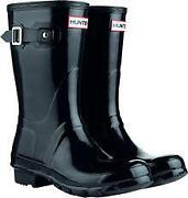 Hunter Short Wellies