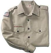 Boy Scout Shirt Adult Medium