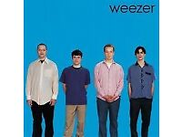 2 x TICKETS FOR WEEZER/ASH WEMBLEY SAT 28TH OCT
