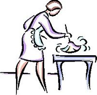 Affordable house cleaning services available!