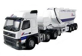 Corgi CC13518 Volvo Fm Feldbinder Tanker (CEMEX)