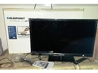Blaupunkt 32 tv still boxed £80 if collected today