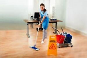 COMMERCIAL AND RESIDENTIEL CLEANING