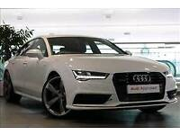 Audi a7 2015 s line up to 60 k miles