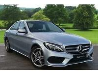 Mercedes C250 D AMG LINE