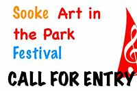 CALL FOR ENTRY -SOOKE ART IN THE PARK FESTIVAL
