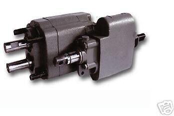 Hydraulic Pto Dump Geart Pump Fits Parker C101d20 Metaris Mh101c20 Remote Mount