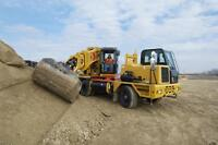 Busy Excavation Company Looking for Experienced GRADALL OPERATOR