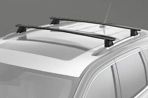 Jeep New Cross bars - Roof rack