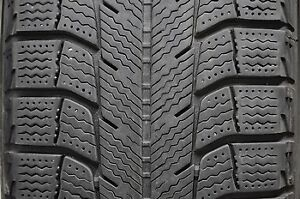 4 pneus hiver 205 55 R16 michelin X-ice