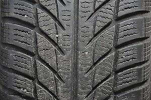 4 pneus hiver LT225 75 R16