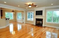- Cleaning Service Team : Residential and Commercial