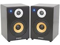 Citronic ST 8 Monitors X2