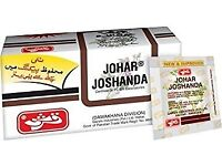Johar Joshanda Herbal Tea - Herbal Cold & Flu Remedy - 30 Sachets