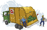 GARBAGE LOADER / PICKER ASAP