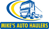 Mike's Auto Haulers: Open/Enclosed Trailers. We Move It All