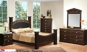 BRAND NEW BEDROOM SET WITH FREE DELIVERY